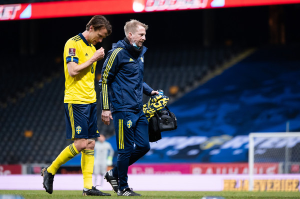 Suedia mbetet pa një lojtar të rëndësishëm përballë Kosovës