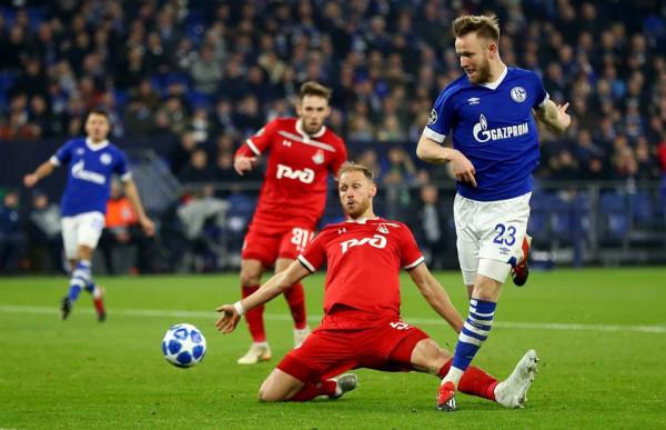 Schalke mban Gallatën në Evropë