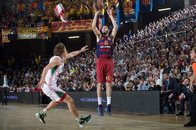 Prej OKC te Barcelona