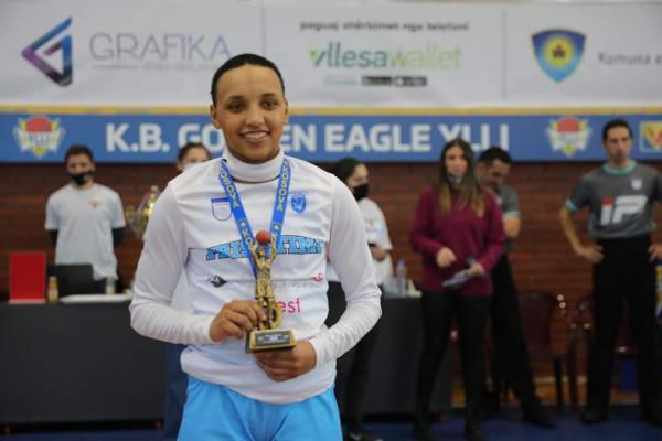 MVP te femrat, Alexis Tolefree