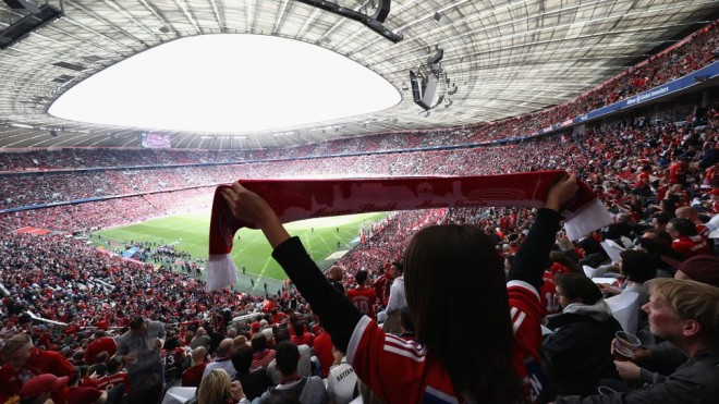 Shiten të gjitha biletat e Bayern Munichut