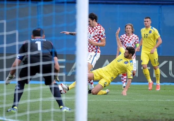 Kosova vs. Ukraina, formacionet startuese
