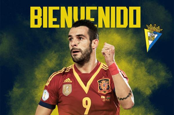Alvaro Negredo rikthehet në La Liga