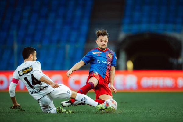 Abrashi debuton për Baselin