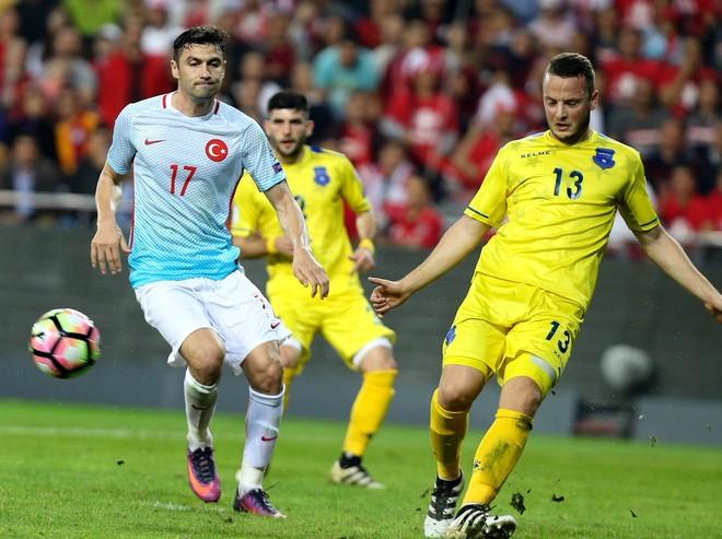 Kosova bie në pjesën e dytë