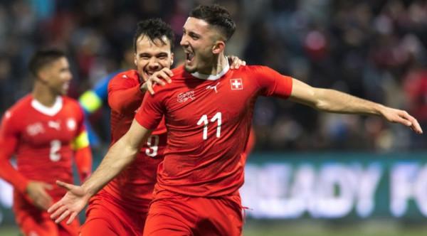 Zvicra publikon listën me 4 kosovarë për Evropianin U21