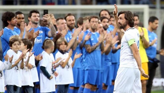 Ndeshje lamtumirëse për Andrea Pirlon