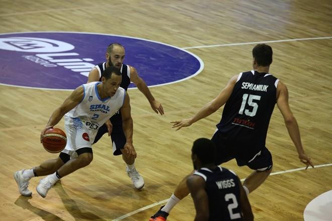 Lawrence në maje të FIBA Europe Cup