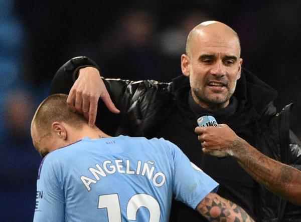 Angelino flet për Pep Guardiolan