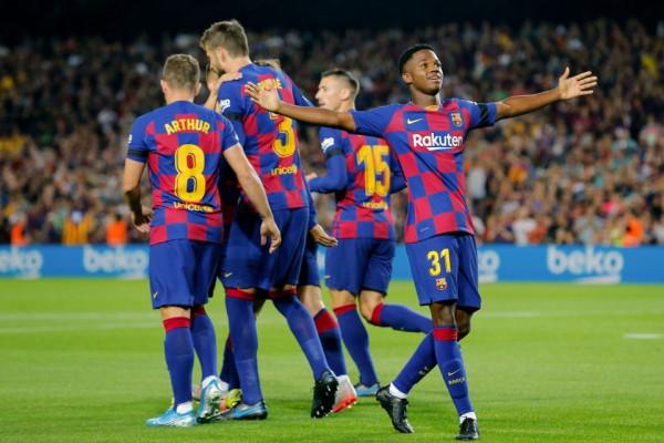 FATI i Barcelonës sjellë 3 pikë