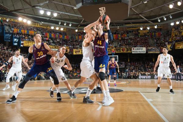Barcelona dominon edhe në basketboll El Clasicon
