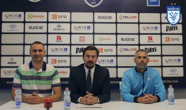Prishtina prezanton trajnerin Ante Nazor
