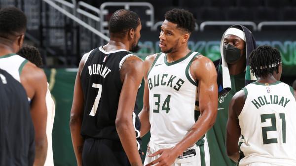 Kampioni fillon me fitore në NBA, triumfon kundër Nets