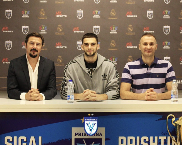 Arbër Berisha i lumtur te ekipi më i trofeshëm