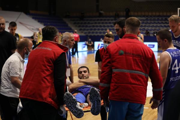 Basketbollisti i Prishtinës mungon për 5-7 muaj!