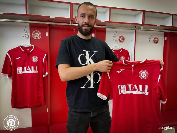Prekazi flet pas transferimit të tij te Gjilani