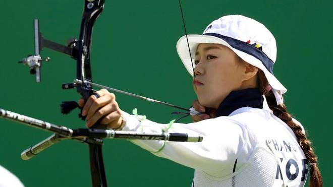 Koreanet më të mirat në shigjetari
