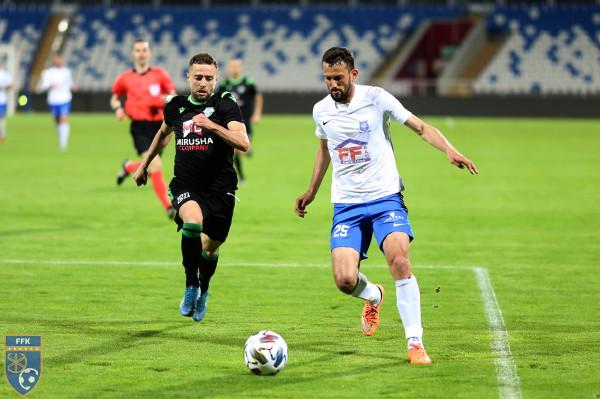 Kupa e Kosovës i takon Llapit, finalen e vendosin penalltitë