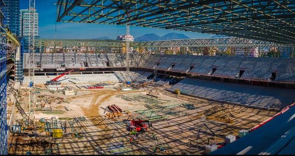 """FSHF alarmon: """"Arena Kombëtare"""" në pikëpytje"""