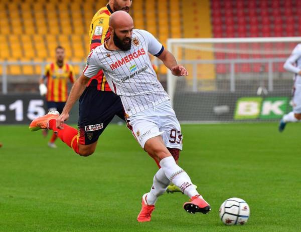 Arlind Ajeti shënon golin e parë te Reggiana
