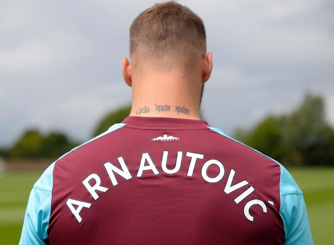 Arnautovic në West Ham United