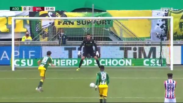 Aro Muric i pakalueshëm nga penalltia (Video)