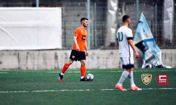 Ballkani liron dy futbollistë