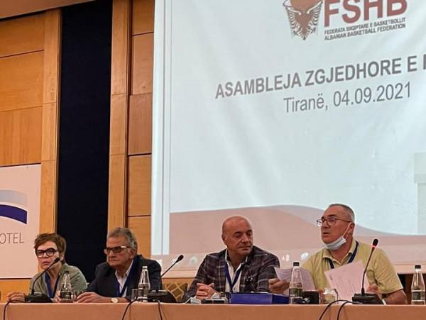 FSHB zgjedh kryetarin për mandat 4-vjeçar