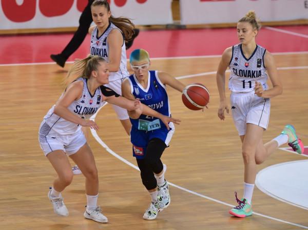 Kosova U20 (F) pëson nga Sllovakia