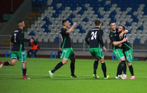 Feronikeli fitues i Kupës, Prishtina në Europa League
