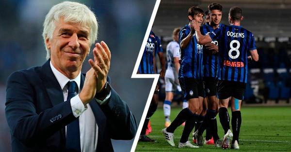 Real Madrid nuk mund të konkurrojë me sulmin e Atalanta