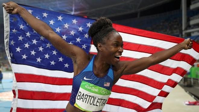 Bartoletta me rekord personal merr të artën
