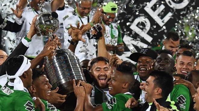 Atletico Nacional kampion në Copa Libertadores
