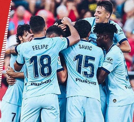 Diego Costa e Joao Felix kthejnë Atleticon te fitorja