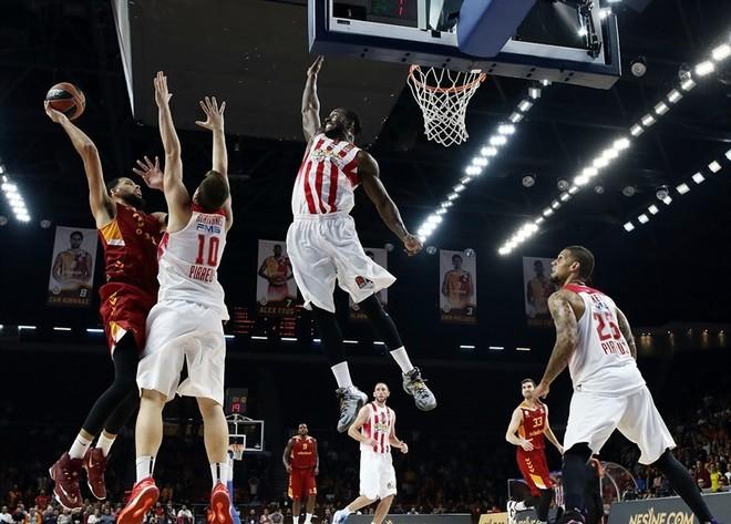 Olympiacos befasohet nga Galatasarayi