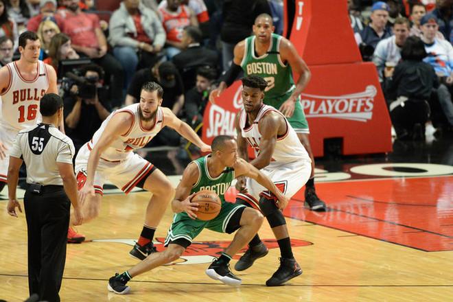 Celtics me dominim total në gj'finale