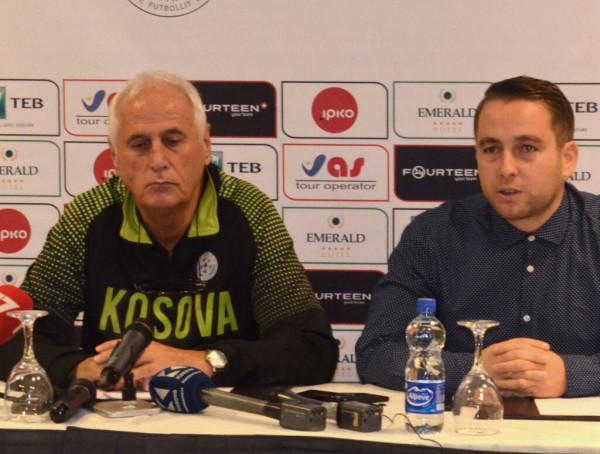 Menaxheri Shala kapet me gazetarin spanjoll, kërkon të përmendet emri i Kosovës