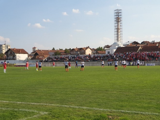 Formacionet zyrtare: Gjilani - Drenica
