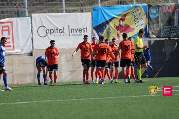 Ballkani me rekord të stinorit, Daku hat-trick