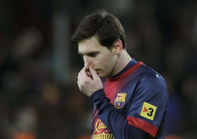 Kalojnë 2 vite, vetëm Messi shënues jashtë shtëpisë!