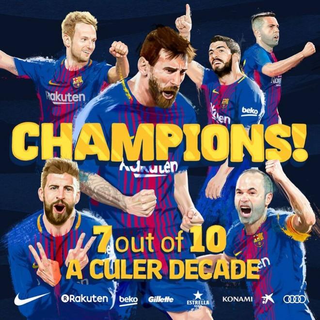 Rishikim Sezoni – Barcelona