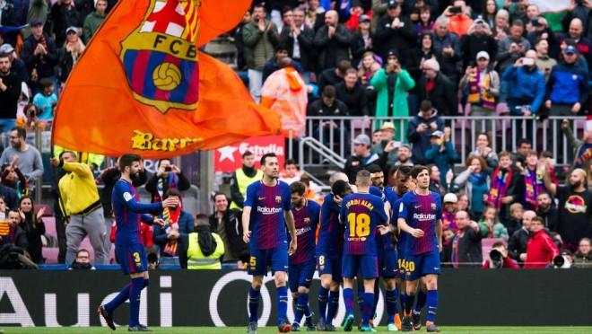 Barcelona financiarisht në histori