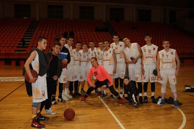 Bashkimi U18 njofton Vushtrrinë U18 me humbje
