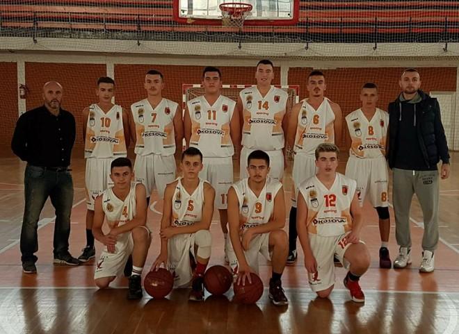Bashkimi U18 fiton në Mitrovicë