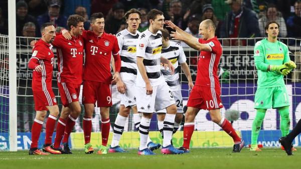 Gjithçka e barabartë për titullin e Bundesligës