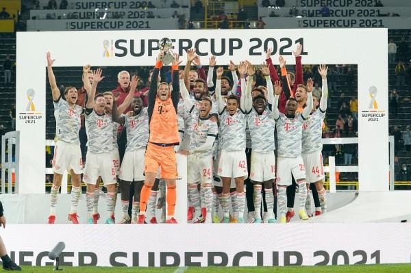 Superkupa e Bayernit, Nagelsmann me fitore dhe Kupën e parë