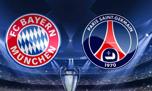 Formacionet zyrtare: Bayern Munich - PSG