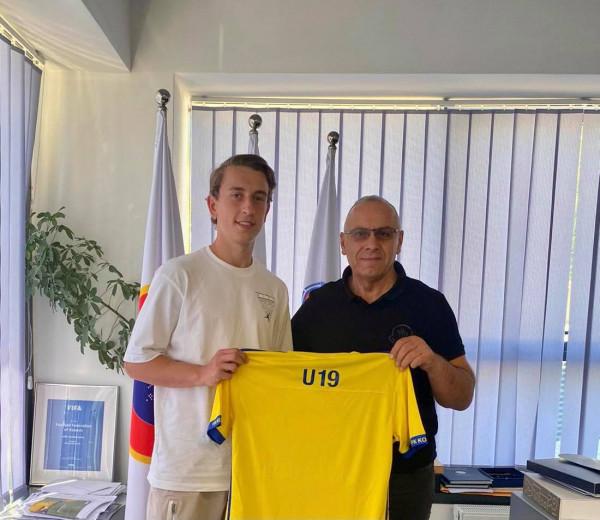Behar Neziri i bashkohet Kosovës U19