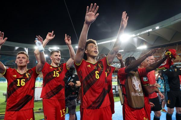 Notat e futbollistëve: Belgjika - Portugalia