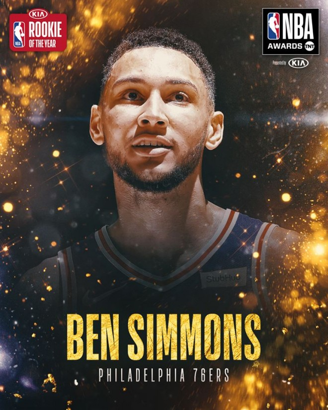 Rookie i vitit: Ben Simmons